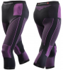 Термобілизна X-Bionic Energy Accumulator EVO Women Pants Medium Charcoal/Fuchsia (XS) 0