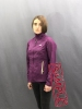 Жіноча куртка The North Face  Exodus Wmn Pamplona Purple (розмір М) 1