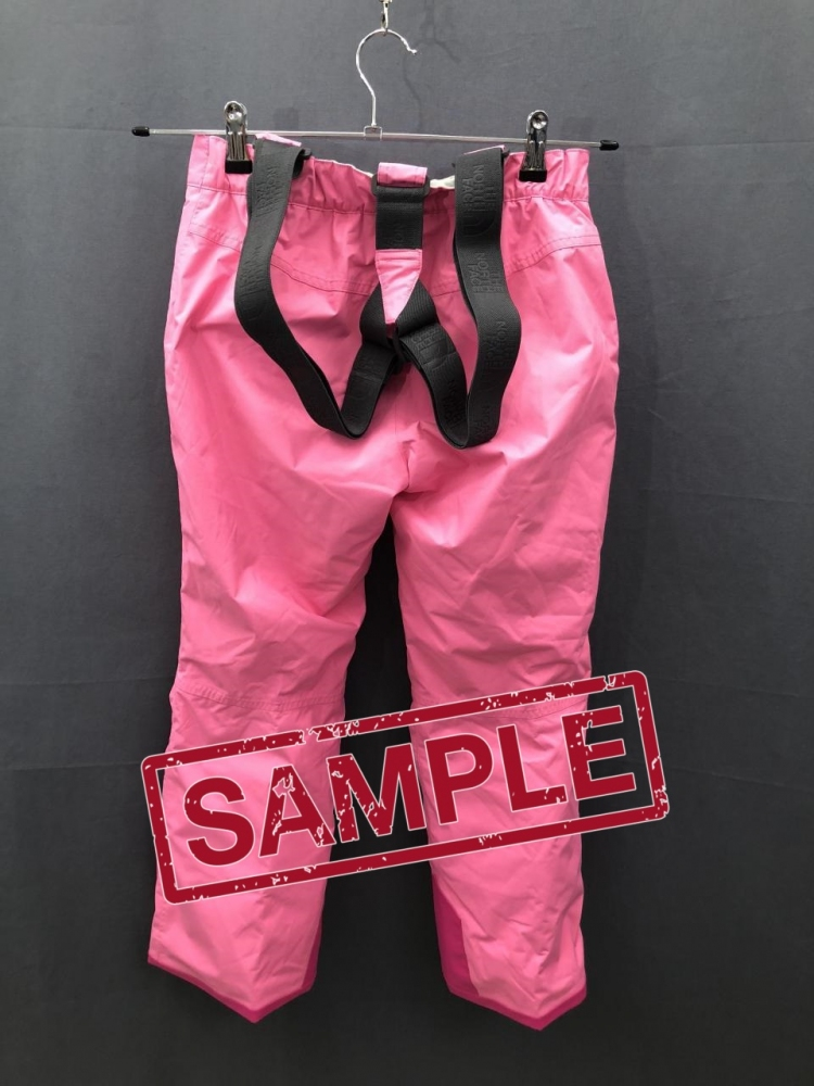 75a07a6d7a3f77 Дитячі штани The North Face SNOWQUEST SUSPENDE CHA CHA PINK (розмір М) ...
