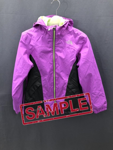 Жіноча куртка The North Face Stormy Rain Girls Sweet Violet (розмір М)