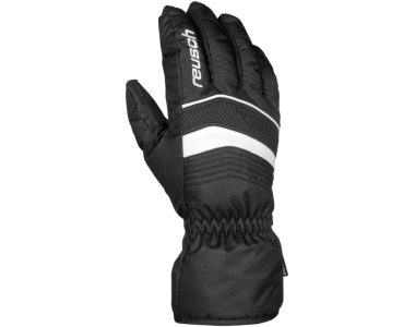 Гірськолижні рукавиці Reusch Bendix R-TEX® XT Junior 701 black/white