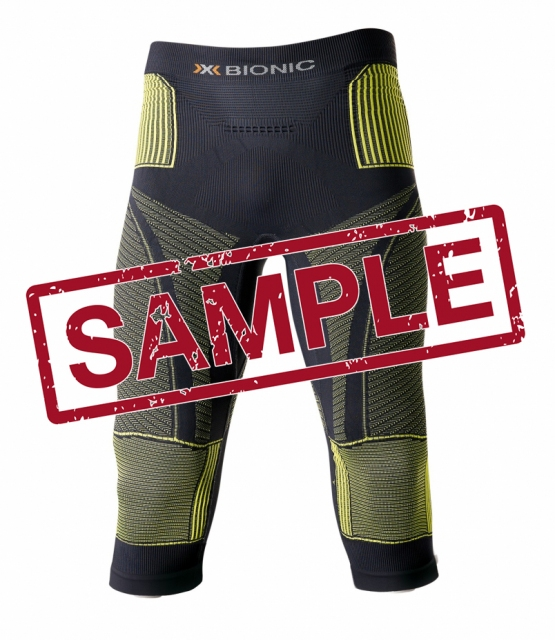 Термобілизна чоловіча X-Bionic Energy Accumulator Evo Pants Medium Man Charcoal/Yellow