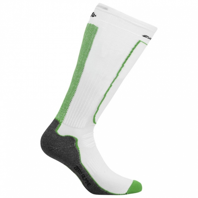 Шкарпетки Craft Active Alpine Sock White/Dk Grey Melange
