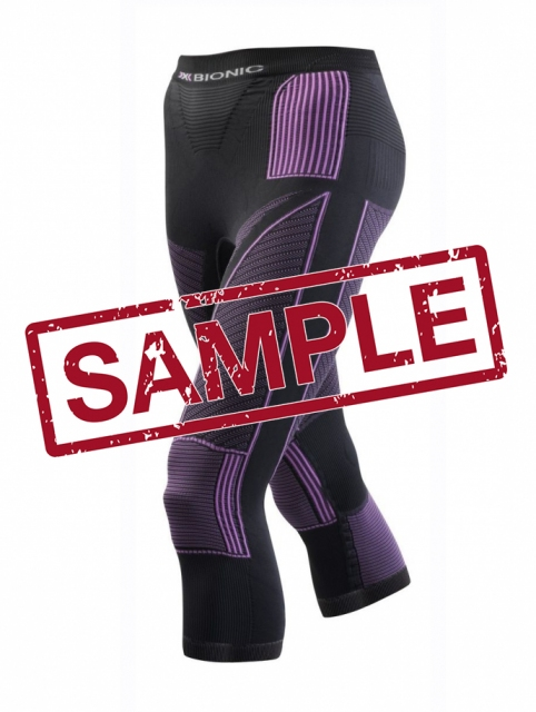 Термобілизна жіноча X-Bionic Energy Accumulator Evo Pants Medium Woman Charcoal/Fuchsia