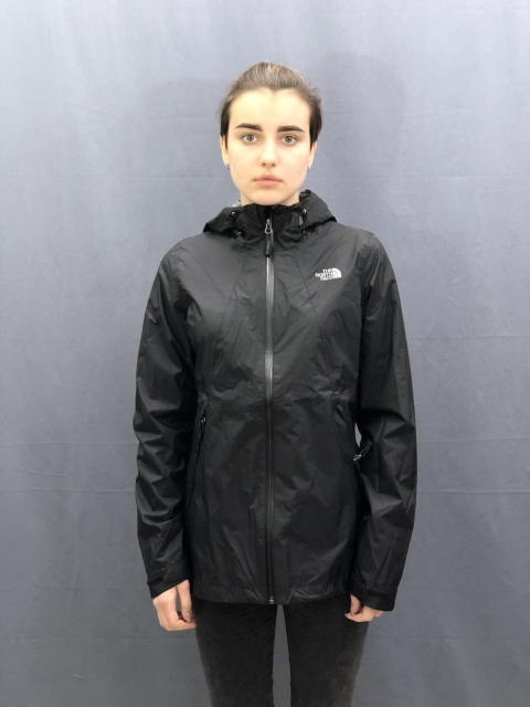 Жіноча куртка The North Face Venture FSTP Wmn TNF Black  (розмір М)