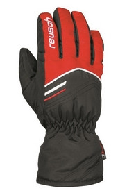 Гірськолижні рукавиці Reusch Bendix R-TEX® XT Junior 302  fire red/black