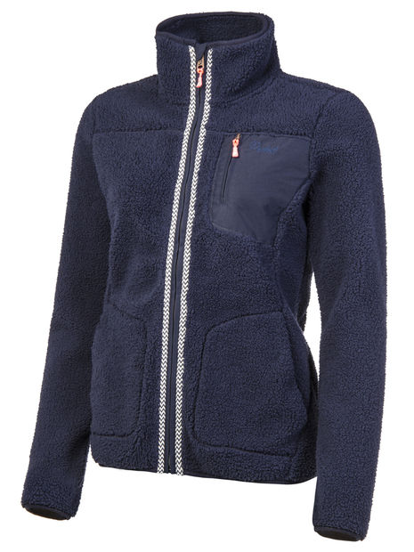 Жіноча кофта Protest Tofty full zip top Ground Blue