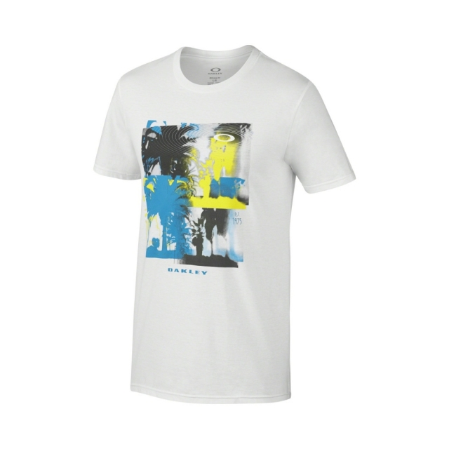 Футболка Oakley Cruise Tee White