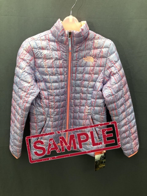 Дитяча куртка The North Face Thermo Ful Zip Girls Corral (розмір М)