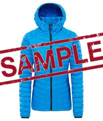 Жіноча куртка The North Face Thermoball Sport HD Wmn Sea (розмір М)