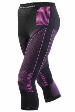 Термобілизна X-Bionic Energy Accumulator EVO Women Pants Medium Charcoal/Fuchsia (XS)