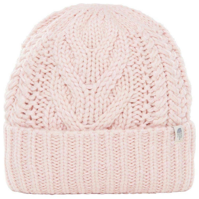 Дитяча шапка The north face cable minna beanie purdy pink (розмір М)