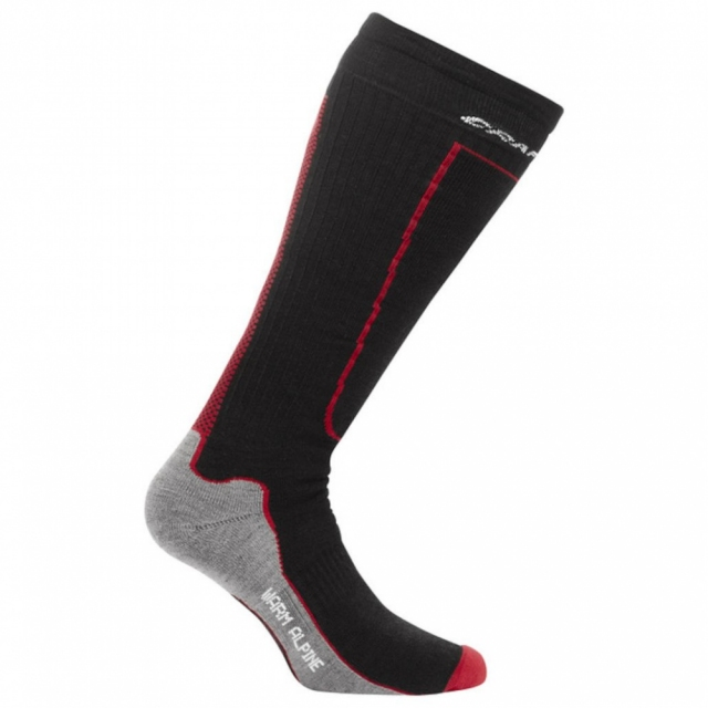 Шкарпетки Craft Warm Alpine Sock Black