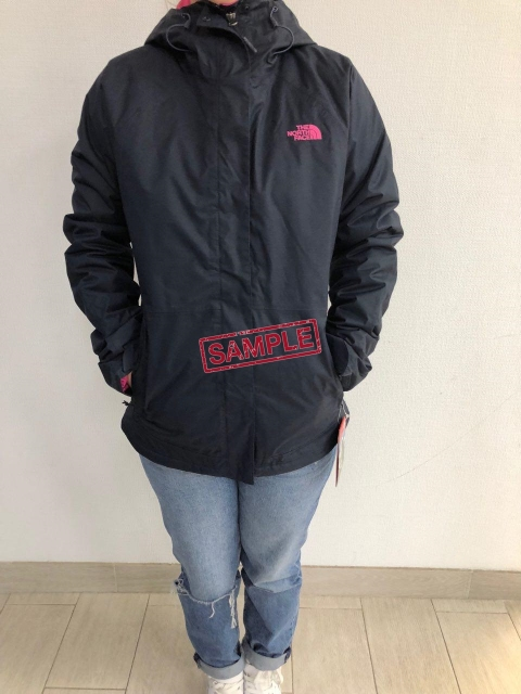 Жіноча куртка The North Face Thermoball Insulated Urban Navy (Розмір М)