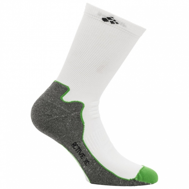 Шкарпетки Craft Active XC Skiing Sock White/Dk Grey Melange