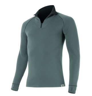 Термобілизна чоловіча Reusch Nanga Sweat Shirt With Zipper Gray
