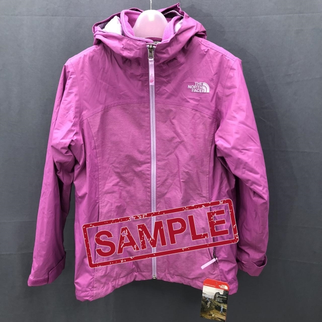 Дитяча куртка The North Face Thermoball Tri Girls Purpur (розмір М)