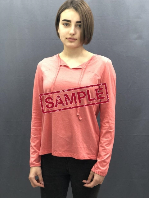 Жіноча кофта THE NORTH FACE LS Dayspring Tee Wmn Rose (Розмір М)