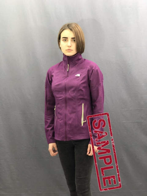 Жіноча куртка The North Face  Exodus Wmn Pamplona Purple (розмір М)