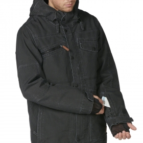 Гірськолижна куртка Oakley Timber BioZone Jacket Jet Black