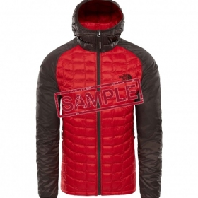 Чоловіча куртка The North Face THERMOBALL SPORT JACKET RAGE RED (розмір М)