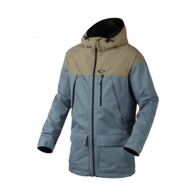 Гірськолижна куртка Oakley Silver Fox BZS Jacket Blue Mirage