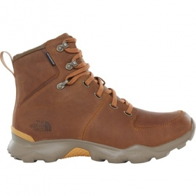 Чоловічі черевики The North Face Thermoball Versa BONE BROWN/TINSEL YELLOW  ( UK 10,5  см 29,5)