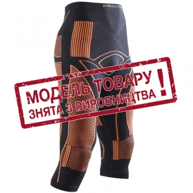 Термобілизна чоловіча X-Bionic Energy Accumulator Pants Medium Man Black/Orange