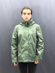Жіноча куртка The North Face LOWLAND JACKET LAURELWREATHGRN (розмір М)