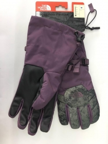 Жіночі рукавиці The North Face  REVELSTOKE ETIP GLOVE BLACK PLUM (розмір M)