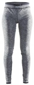 Термобілизна жіноча Craft Active Comfort Pants Grey Melange