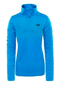 Жіноча кофта The North Face Hikers 1/4 Zip Top Wmn Blue (розмір М)