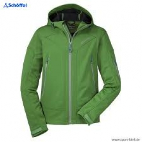 Чоловіча куртка Schoffel Windchill Hoody LIGHT GREEN