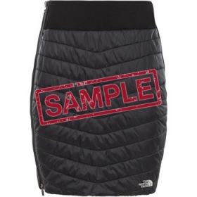 Жіноча спідниця The North Face W INLUX INSULATED SKIRT TNF BLACK (розмір М)