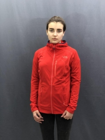 Жіноча худі The North Face INCIPIENT HOODED J FIERY RED (розмір М)