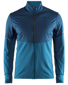 Чоловіча куртка Craft Urban Run Thermal Wind Jacket Men Fjord/Tide (розмір М)