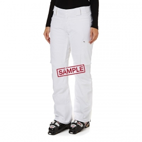 Жіночі штани The North Face women's powdance pant tnf white (Розмір М)