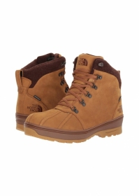 Черевики чоловічі  The North Face Ballard Duck Boot GLAZED GINGER BROWN/DESERT PALM BROWN