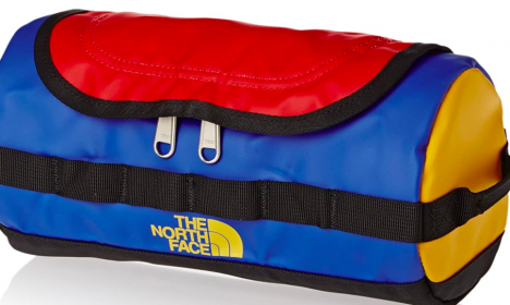 Спортивна сумка The North Face Base Camp Travel Canister Cobalt Blue