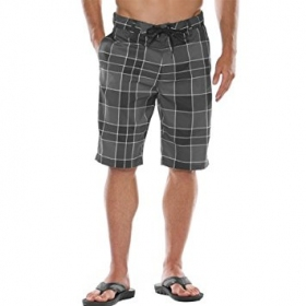 Чоловічі шорти Oakley Concealment Short Black Plaid