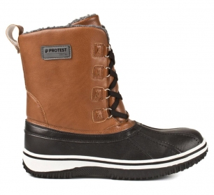 Чоловічі черевики Protest Hypnotic 15 Snowboots True Black