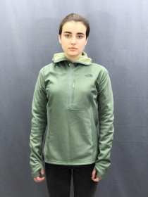 Жіноча худі The North Face FUSE DOLMTI 1/4 HD LAURLWRTHGNFUSE (розмір М)
