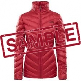 Жіноча куртка The North Face TREVAIL JACKET RUMBA RED (розмір М)