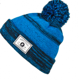 Шапка Protest Thorne Beanie Blue Lake (розмір 59см)