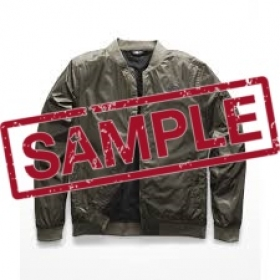 Жіноча кофта The North Face  MEAFORD BOMBER SHINY ATOMIC PINK (розмір М)