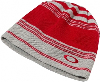 Шапка Oakley Rafter Beanie Red Line