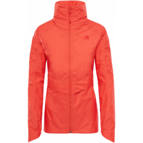 Жіноча куртка The North Face INLUX DRYVENT JKT FIRE BRICK RED (розмір М)