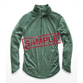 Жіноча кофта The North Face Motivation Stripe Wmn Green (розмір М)