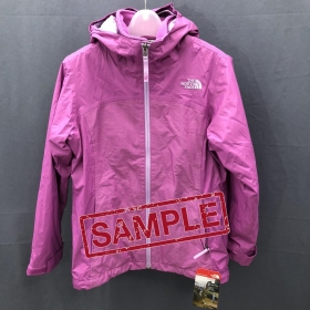 Дитяча куртка The North Face THERMOBALL TRI JKT WISTERIAPRPLHTR (розмір М)
