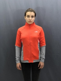Жіноча кофта The North Face DEFROSIUM JACKET RADIANT ORANGE (розмір М)